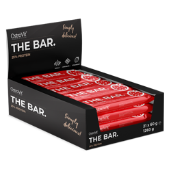 OstroVit THE BAR. 60 g x 21 BOX